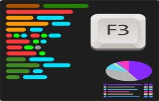BetterF3 Mod 1.16.5