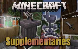 Supplementaries Mod 1.16.4/1.15.2