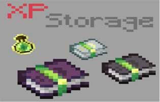 XP Storage Mod 1.16.5/1.16.4