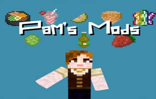 Pam's HarvestCraft 2 – Food Extended Mod 1.16.5/1.15.2/1.14.4