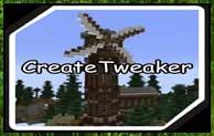 CreateTweaker Mod 1.16.5