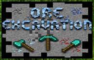 Ore Excavation Mod 1.16.5/1.15.2/1.12.2