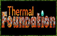 Thermal Foundation Mod 1.16.5/1.15.2/1.12.2