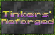 Tinkers' Reforged Mod 1.12.2