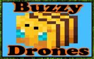 Buzzy Drones Mod 1.16.5/1.15.2