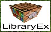 LibraryEx Mod 1.15.2/1.14.4/1.12.2