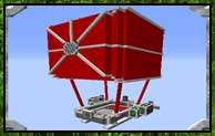 ViesCraft – Airships! Mod 1.12.2/1.11.2/1.10.2